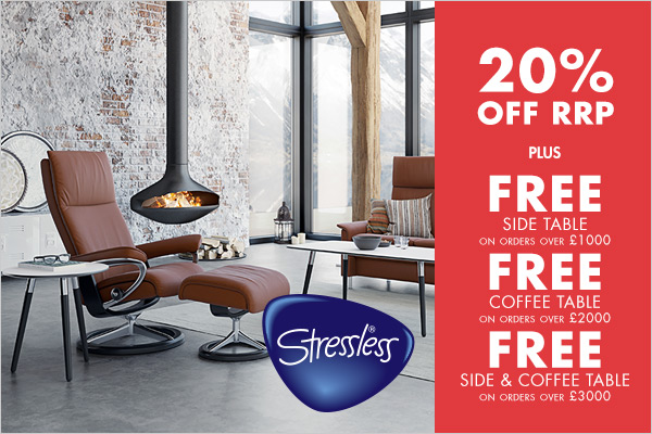 WStressless FREE table offer